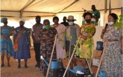 PRIORITIZING AND EMPOWERING ZULULAND AND UMKHANYAKUDE COMMUNITIES